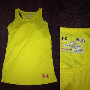 Under armour youth XL tank